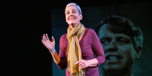 BWW Review: San Francisco Playhouse Streams Julia Brothers' I WAS RIGHT HERE Photo