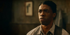 Watch the Trailer for CHADWICK BOSEMAN: PORTRAIT OF AN ARTIST Video