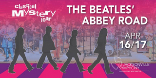 Jacksonville Symphony Performs 'Classical Mystery Tour: The Beatles' Abbey Road' This Week Photo