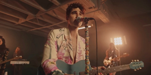 Darren Criss Performs 'Running Around' on LATE LATE SHOW Video