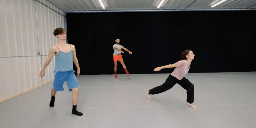 VIDEO: Stephen Petronio Company Streams From The Joyce Theater Next Month Photo