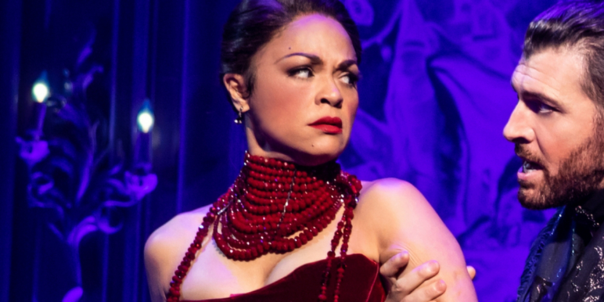 Karen Olivo Will Not Return to MOULIN ROUGE!- 'I Want a Theatre Industry That Matches My I Photo