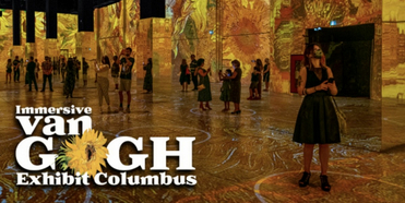 Immersive Van Gogh Exhibit Columbus – Pre-Sale on Now! Photo