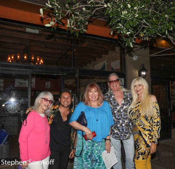 Jamie deRoy, Nicolas King, Karon Kate Blackwell, Ron Abel, Sunny Sessa Photo