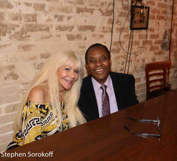 Sunny Sessa & Copeland Davis Photo