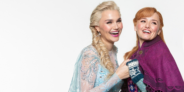 Photos/Video: All New Portraits of the West End Cast of FROZEN; Samantha Barks, Stephanie Photo