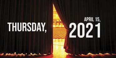 Virtual Theatre Today: Thursday, April 15- with Stephanie J. Block, Sebastian Arcelus, Der Photo