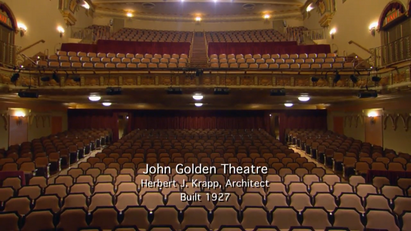 Theater Stories: ECLIPSED, SLAVE PLAY, HANGMEN and More About the John Golden Theatre
