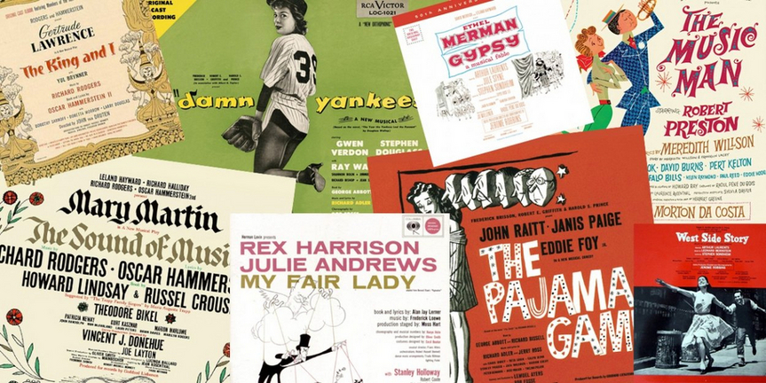 Broadway Jukebox: The Greatest Musicals of the 1950s Photo