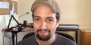 Lin-Manuel Miranda Embarks on a Virtual Tour of New York City Video