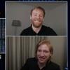 VIDEO: Domhnall & Brian Gleeson Talk FRANK OF IRELAND on LATE NIGHT