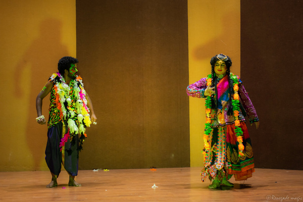 Photos: Hyderabad Dance Festival Ends With A Rainbow Inclusion