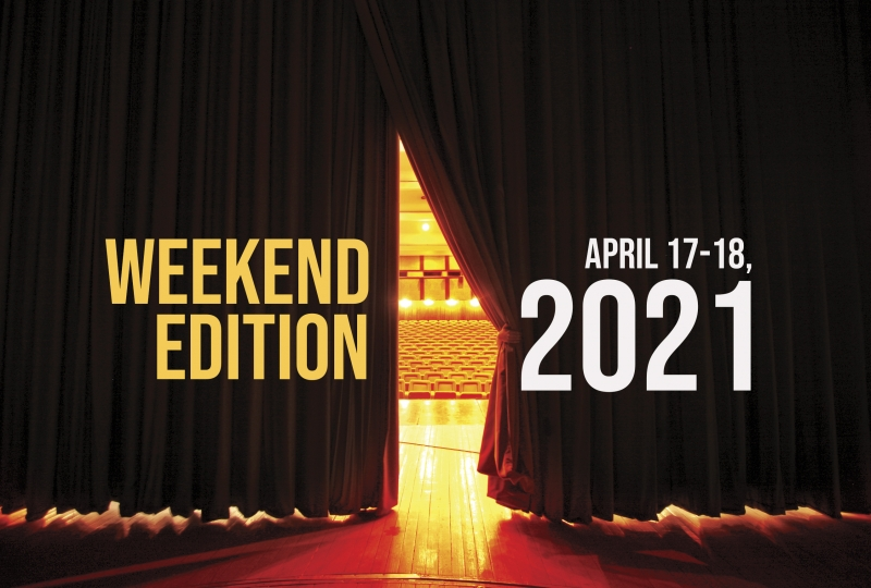 Virtual Theatre This Weekend: April 17-18- with Stephanie J. Block, Sebastian Arcelus and More!