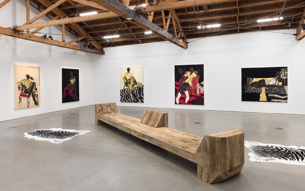 Photos: First Look at Ferrari Sheppard's Solo Exhibition at UTA Artist Space
