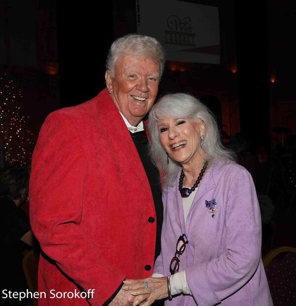 Dick Robinson & Jamie deRoy Photo