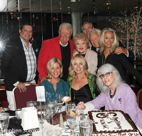 Chris West, Dick Robinson, Marilyn Maye, Rob Russell, Stephen Sorokoff, Eda Sorokoff, Photo