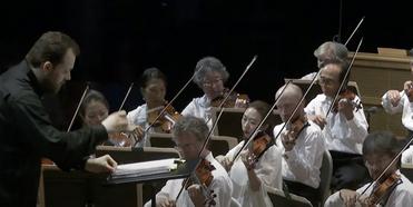 VIDEO: Boston Symphony Orchestra Performs Shostakovich Symphony No. 4 Photo