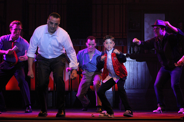 Photos: A BRONX TALE Opens at Broadway Palm