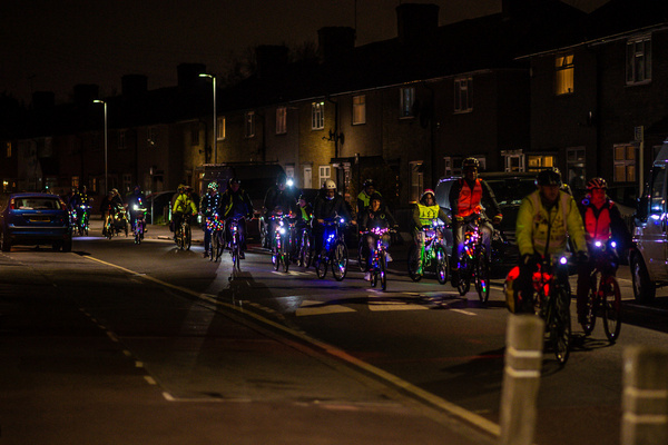 Photos: GLOW 2021 Takes Place In Barking And Dagenham