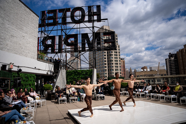 Photos: iHeartDance NYC Soars on an Uptown Rooftop Bringing Dance Back To Life