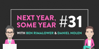 VIDEO: Watch Ben Rimalower and Daniel Nolen's NEXT YEAR, SOME YEAR, Episode 31- Live at 12 Video