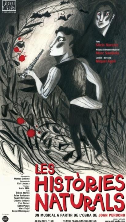Lazzigags prepara la versión teatral de LES HISTÒRIES NATURALS