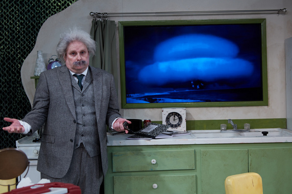 Photos: EINSTEIN COMES THROUGH At North Coast Repertory Theatre Streaming on Demand