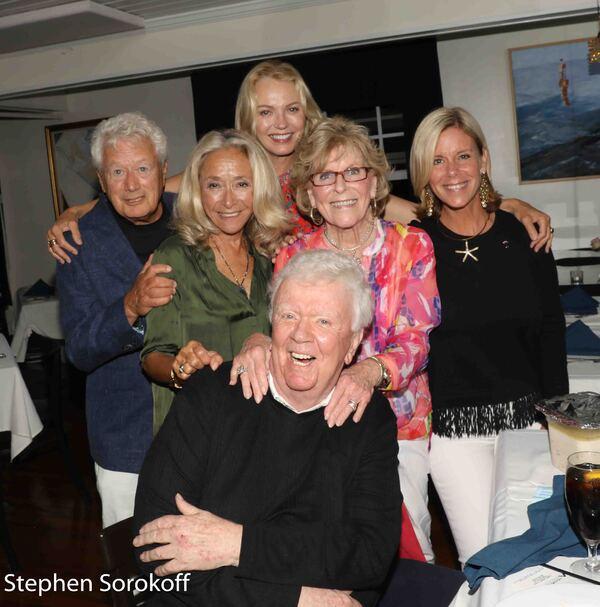 Dick Robinson, Eda Sorokoff Stephen Sorokoff, Kim Charlton, Sally Robinson, Missy Rob Photo