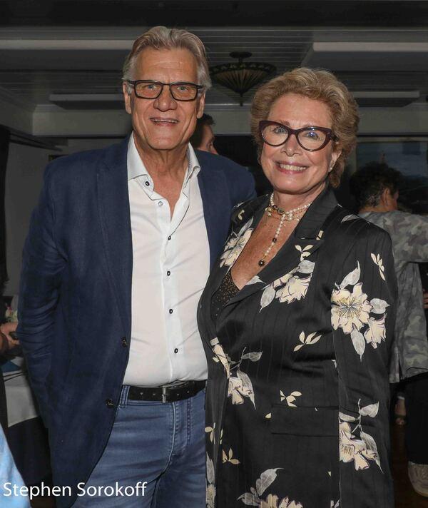 Helmut Koller & Jane Rothchild Photo