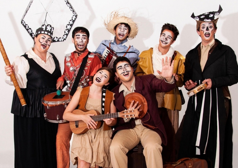 BWW Previews: The First Edition of the SAO PAULO MUSICAL THEATER FESTIVAL Announces its Programming