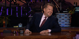 James Corden Wishes Patti LuPone a Happy Birthday Video
