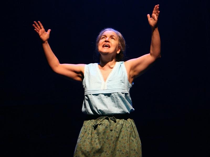 The Moms of Broadway: Spotlight on Abuela Claudia