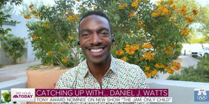VIDEO: Daniel J. Watts Talks THE JAM on TODAY SHOW