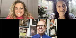 Exclusive: Ali Stroker and Stacy Davidowitz Open Up About Their New Book, A CHANCE TO Video