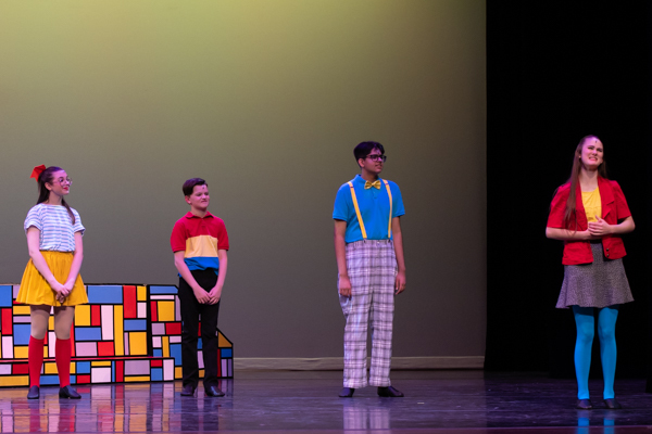 Photos: First look at New Albany Middle School's SCHOOL HOUSE ROCK LIVE Jr!