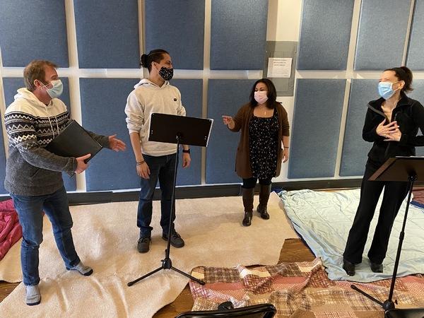 Photos: Actors Training Center Premieres Its Virtual Fundraiser