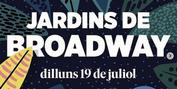 Àngel Llàcer y Manu Guix llevarán los Jardines de Broadway a Pedralbes Photo