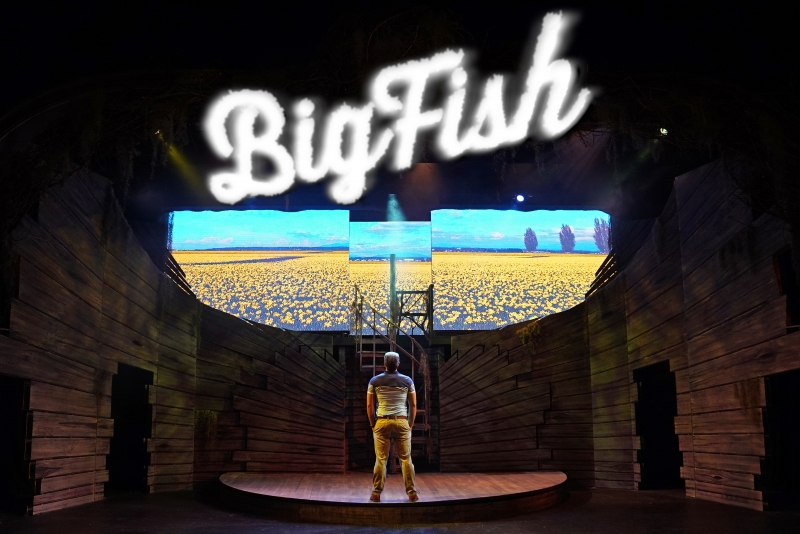 BWW Review: BIG FISH at Titusville Playhouse