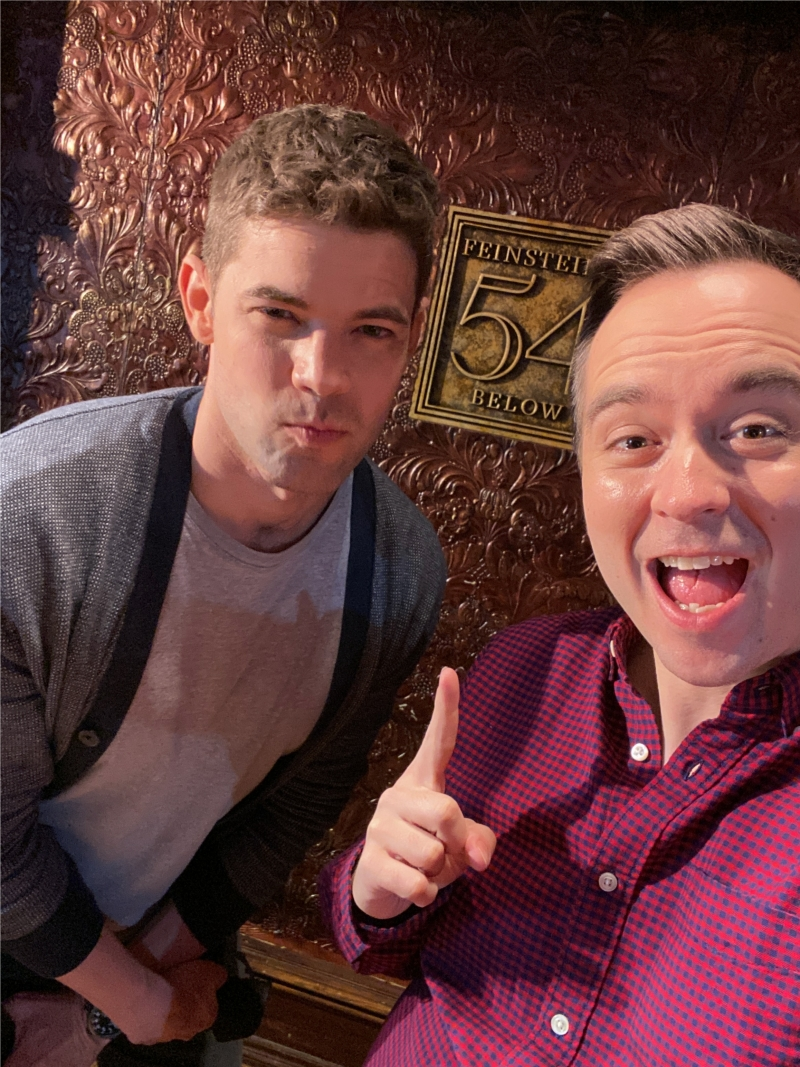 BWW Interview: Benjamin Rauhala of CARRY ON at 54 Below Premieres