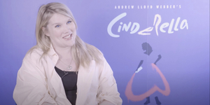 Oscar Winner Emerald Fennell Talks CINDERELLA! Video