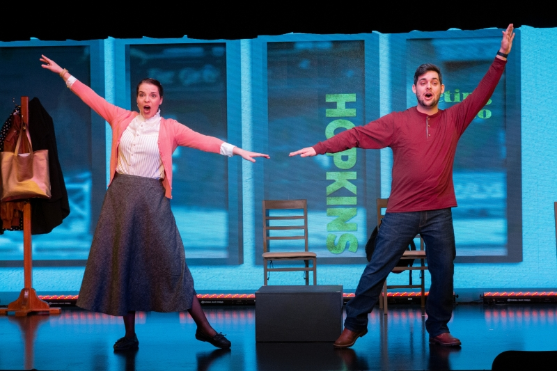 BWW Review: BEST OF ME- A NEW MUSICAL COMEDY at Blue Gate Theatre