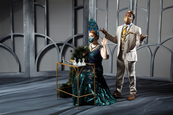 Photos: First Look at the Cast of SEMELE at Pittsburgh Opera