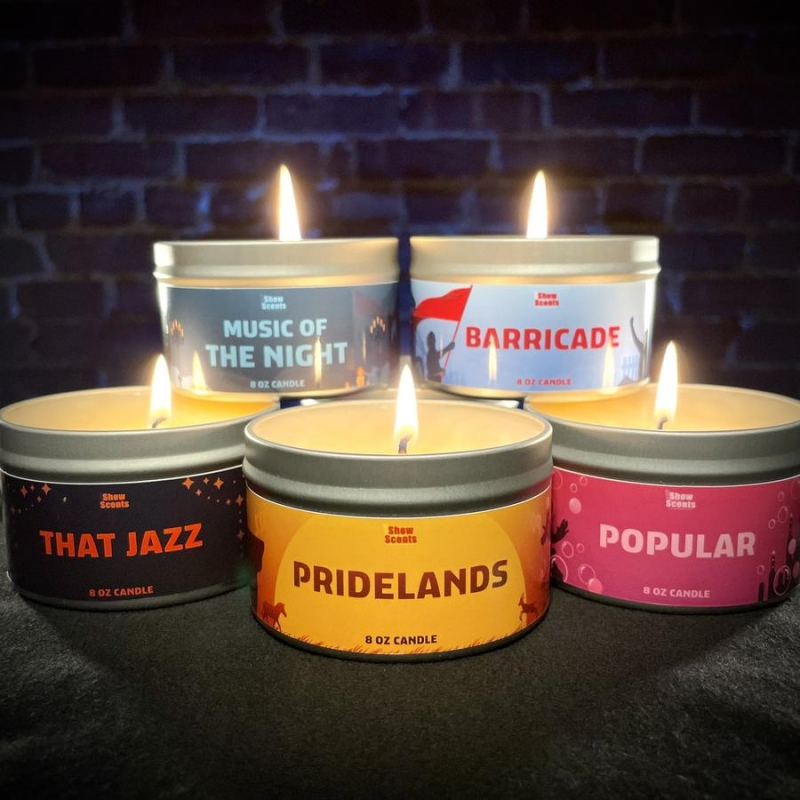 BWW Interview: Bring the Scents of Broadway to Your Home with Show Scents!
