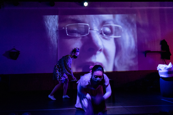 Photos: See Hannah Balagot, Celia Mei Rubin and More in FRAGMENTS A LIVE AUDIO STORY
