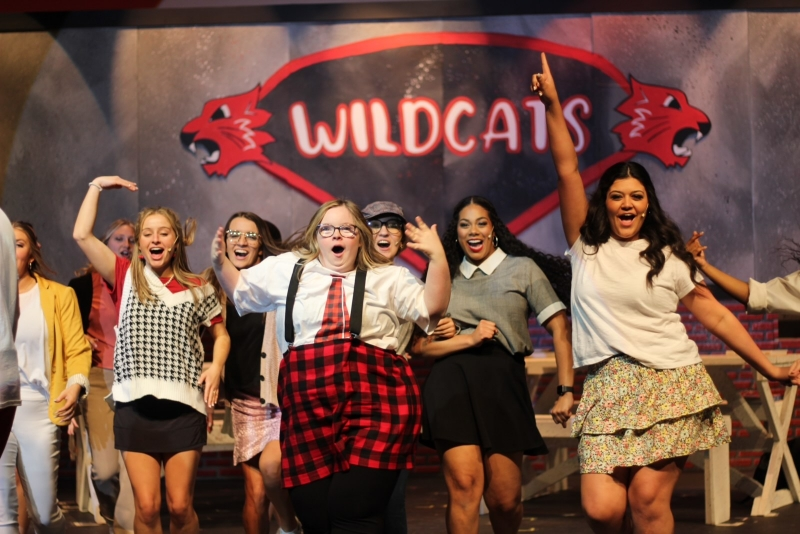 BWW Review: DISNEY'S HIGH SCHOOL MUSICAL at Cabot High School proves they are all in this together