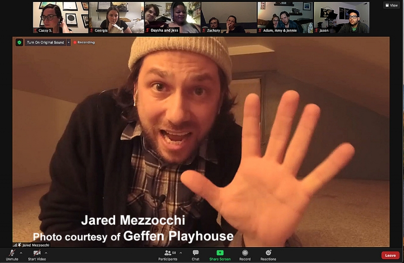 BWW Interview: Jared Mezzocchi's Guided Tour Thru His & SOMEONE ELSE'S HOUSE