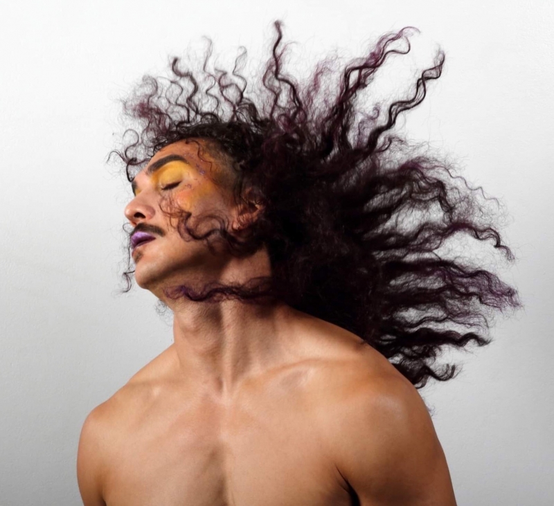 INTERVIEW: International dancer Roymata Holmes on his new work I AM KING. I AM QUEEN. at Anywhere Festival