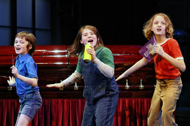 BWW REVIEW: The Musical Adaptation of Alison Bechdel's Graphic Memoir Comes To Life With Power And Poignancy In The Australian Premiere of FUN HOME