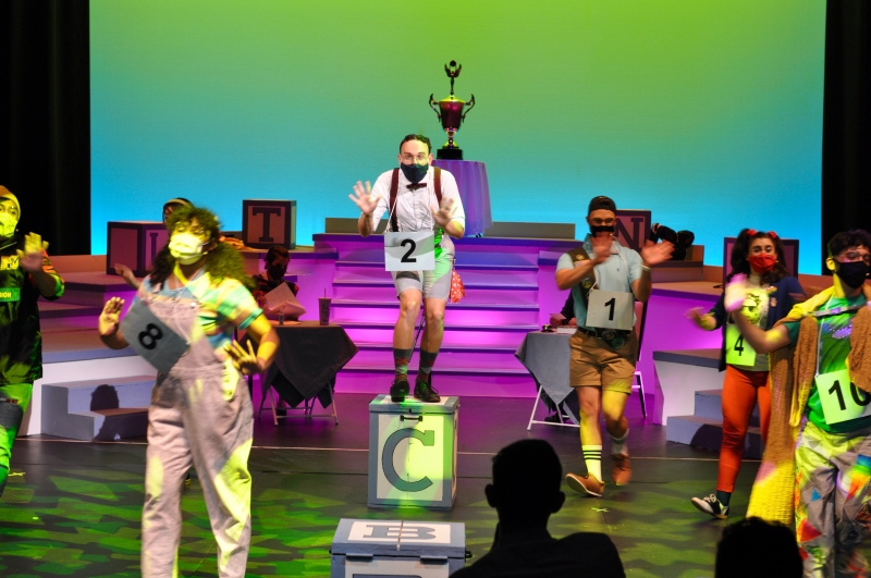 BWW Review: THE 25TH ANNUAL PUTNAM COUNTY SPELLING BEE at Celebration Theatre Company