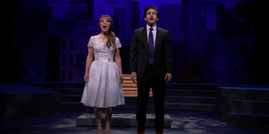 BWW Review: THE LAST FIVE YEARS at Broadway Rose Photo